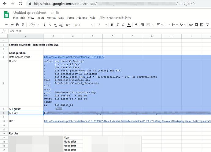 download-teamleader-into-google-sheets