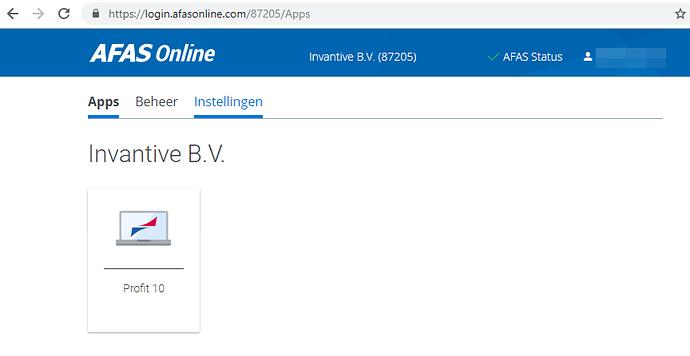 afas-online-start