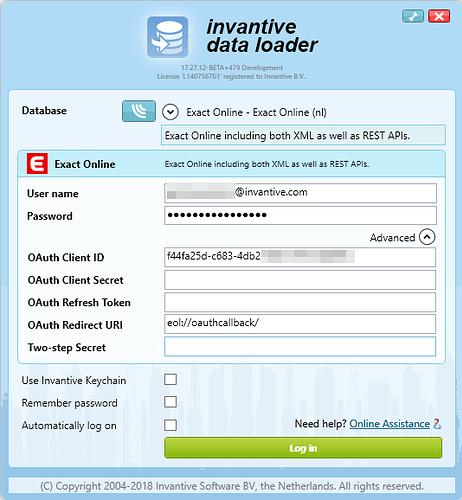 data-loader-log-on
