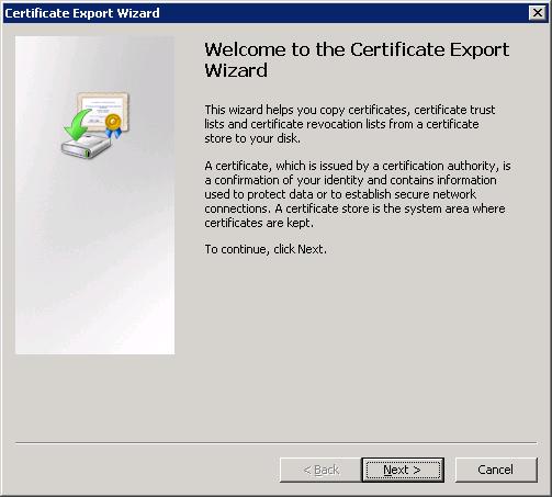 wizard-certificate-export