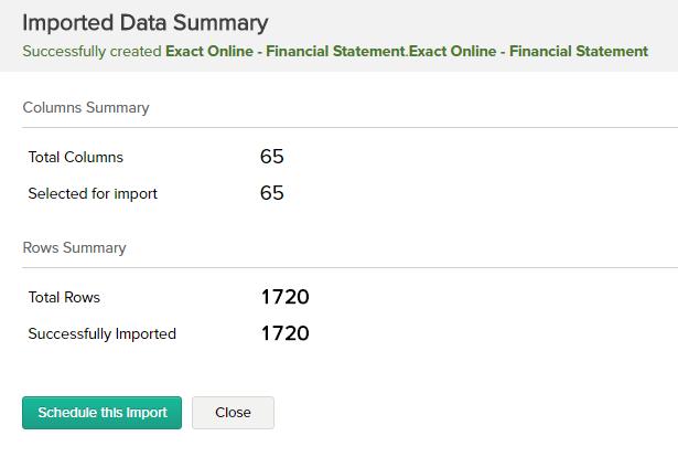 zoho-reports-query-exact-online-summary