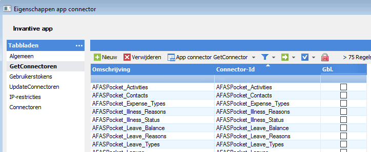 afas-get-connectors
