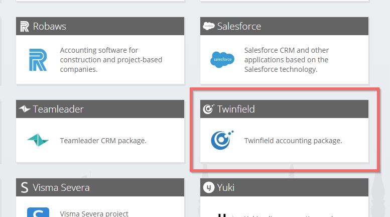 Twinfield kiezen voor Power BI datacontainer