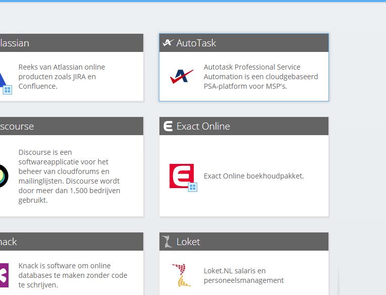 Exact Online boekhoudpakket