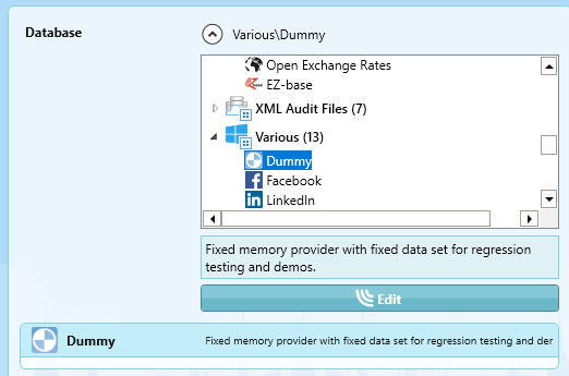 Dummy driver for Outlook